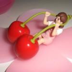 コップのフチ子さん(ピンク)の次は「ソコ子」&「ふちボーン」!?