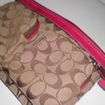 1万円からのCOACH(コーチ)バッグ。SALEでお得に入手した愛用ピンク