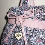 SAVOY(サボイ)の甘辛ピンクバッグ。通販セールでGET!