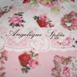 アンジェリークスピカのピンクバラ雑貨。ハマったら薔薇屋敷確定