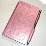 ピンクのアルミメモ帳が壊れた!代わりに話題のブギーボード愛用中