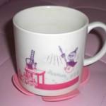 ムーミンマグがピンク色に変化する!我が家の可愛いムーミングッズ