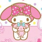 マイメロカフェin渋谷パルコ♪ピンクの料理メニューが反則キュート