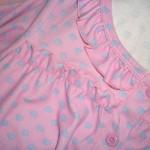ピンクのパジャマが母親から届いたけど、すごいデザインで衝撃(笑)