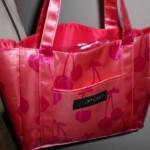 SWEET付録★2012ジルのピンクトートバッグ、まだ使える!