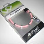 【コラントッテ ワックルネック】石川遼選手愛用の磁気ネックレス♪