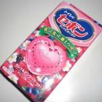 ピンク「セボン」が可愛くなってる!香りがすごく濃厚でGOOD♪