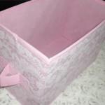【即買いキュート♪】100均のピンク収納BOXがラブリー☆