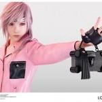 FF13ライトニングさん×ルイヴィトンがコラボ!ピンク服かわいい