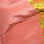朱鷺色(ときいろ)というピンクの日本的で優美な色合い!