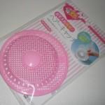 下水からの侵入害虫対策に!100均ピンクのヘアキャッチャー