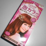 リーゼ「プリティア」ピンクベリー泡カラー体験!やっぱピンク髪♪