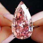【誰が買ったの?】ヴィヴィッドピンクダイヤが34億円って・・・!