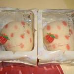 「銀座のいちごケーキ」ピンクの粒々がマリオのアレっぽい・・・?