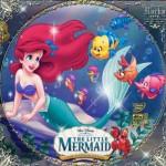 アリエルってピンク髪なのかな?赤毛にも見える天真爛漫プリンセス