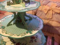 myピンクルームに合う夏向けの差し色♪ミントグリーン姫雑貨