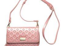 パトリックコックスのピンク財布購入☆ピンク財布ってワクワク