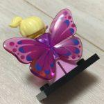 レゴのミニフィギュアの蝶々女子が思いがけず可愛かった