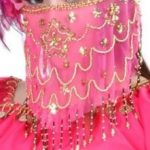 SEXYベリーダンス衣装(ピンク)を京都で衝動買いしかけたハナシ