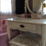 ロココな姫部屋を模様替え&配置替え♪ますますピンク化に拍車