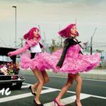 ピンク髪の双子モデル「AMIAYA」の際立つアジアンな魅力
